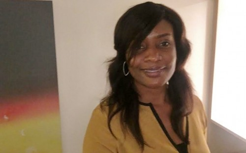 Onyekachi Eke relocated from Nigeria to Spain's IE Business School for her MBA