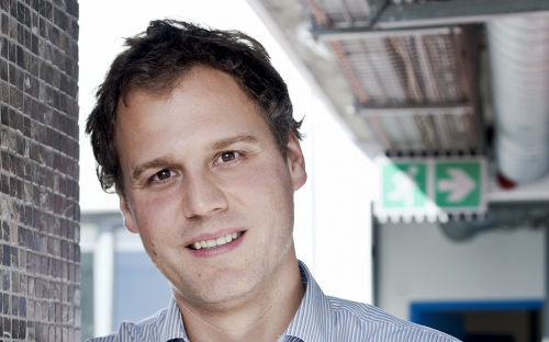 INSEAD MBA Cameron Stevens is CEO of Prodigy Finance