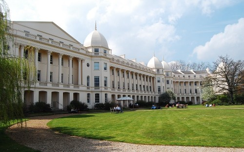 London Business School's MBA class is less than 5% African