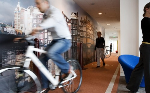 Technology giant Google is renowned for its innovative and wacky office designs