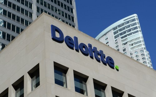 Lancaster MBAs are popular among big-name employers like Deloitte