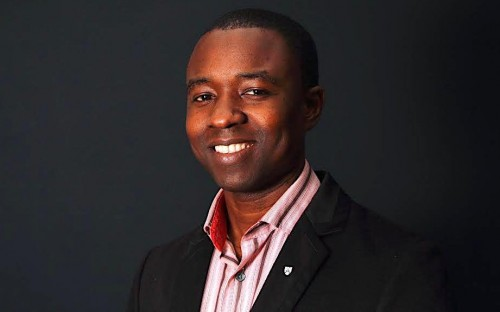Rudolph landed a full-time data analyst job at Pearson after his EDHEC MBA