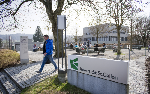 For the sixth year on the trot, University of St Gallen reigned supreme