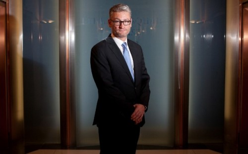 Chief Executive of NOW: Pensions, Morten Nilsson, has UK savers in his sights