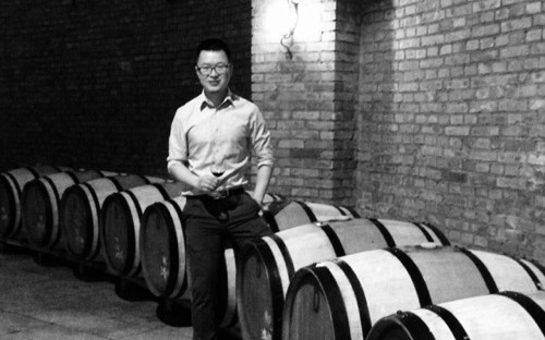 The MBA student predicts a Chinese wine industry revolution