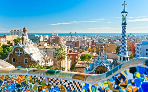 ©MasterLu—Barcelona is recognized as one of Europe's leading startup hubs