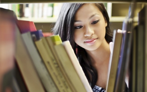 Taking an admissions test is required for entry to most business schools