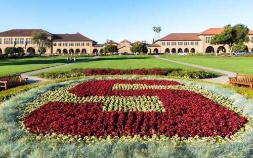 ©SpVVK—Stanford tops the Financial Times' list for top MBAs for entrepreneurship