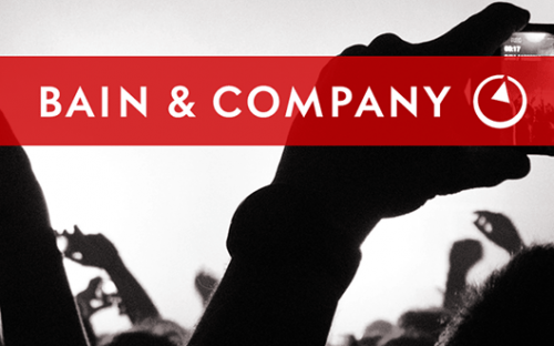 Bain & Co employs around 6,000 consultants in 53 offices globally