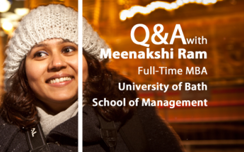 For success in business you need a package of aptitude and mindset, says Meenkshi