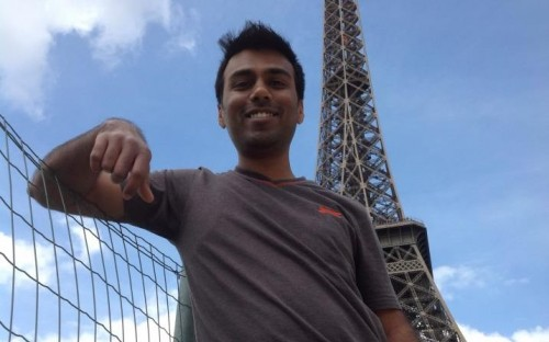 Alay Mehta, MBA from MBS has been running his own automotive car company since 2006!