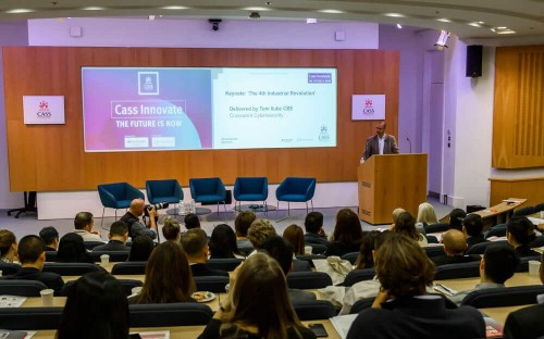 Cass Innovate was held in September, and was an exploration of innovation in business