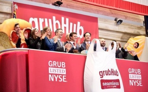 Food-delivery platform GrubHub came out of Chicago Booth's New Venture Challenge