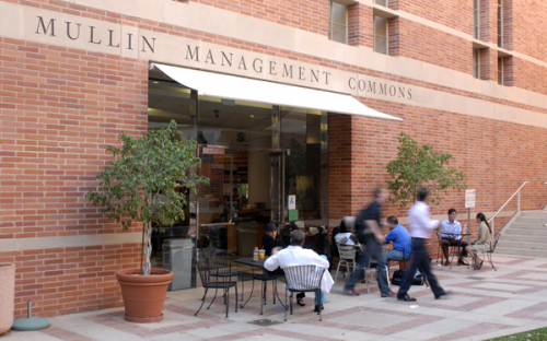 UCLA Anderson School of Management runs the  Women's Business Connection