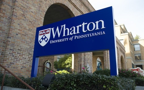 Wharton's MBA program is expensive but offers big returns