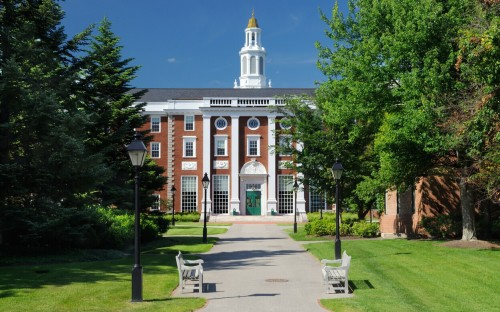 ©JorgeAntonio—Harvard saw a fall in applications to its full-time MBA program this year