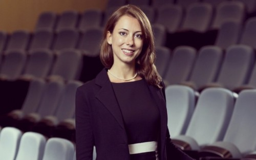 Paola Perversi-Karlsson is an MBA grad from Hong Kong's CUHK Business School