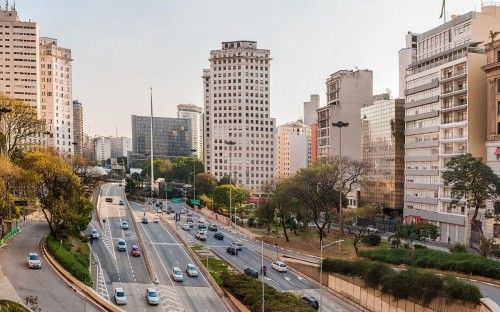 The Lisbon MBA holds International Labs in São Paulo, Brazil (pictured), China, and Mexico each year