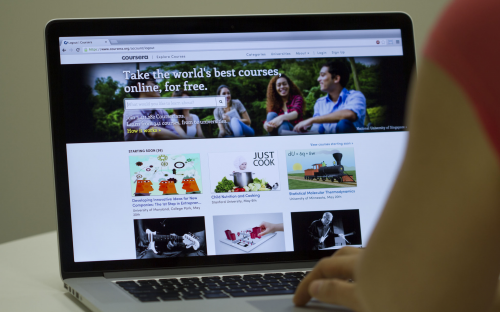 Coursera is the world's biggest platform for Moocs