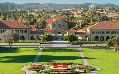 Stanford University has received a $400 million donation from the founder of Nike
