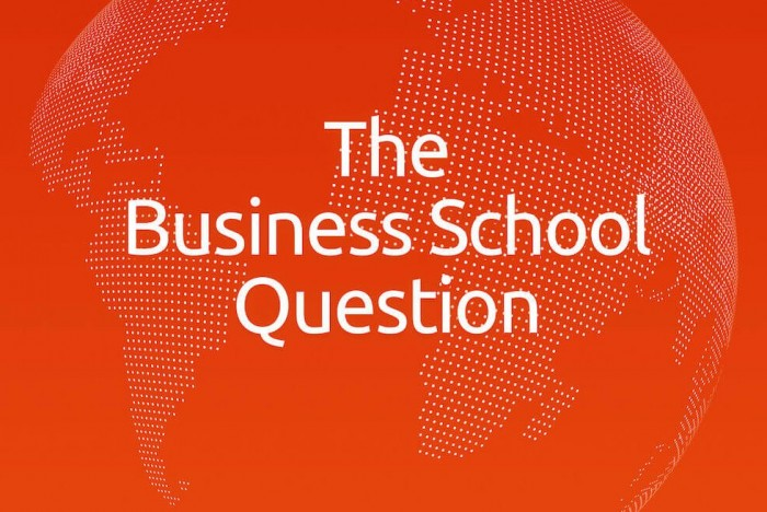 The Business School Question is brought to you by the team at BusinessBecause