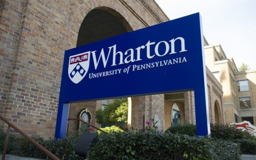 Wharton School has 43% women MBAs