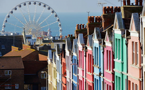 ©oversnap – Brighton tops the Instant Offices' list as the UK's most entrepreneurial city