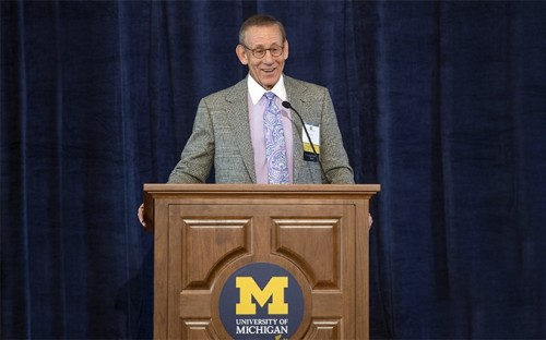 The majority of the Michigan Ross donation will support career development