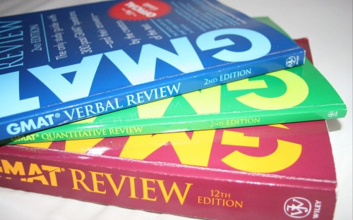 Candidates routinely spend 100 hours swotting for the GMAT