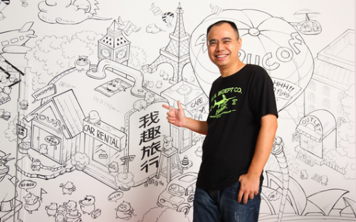 CEIBS EMBA grad Ivan Huang is the CEO and founder of Woqu.com