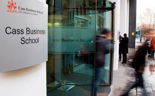 Cass is ranked among the top 25 MBAs for finance globally by the Financial Times