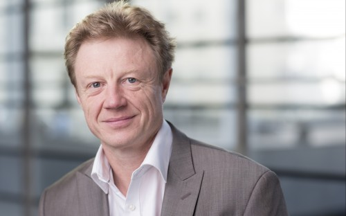 Prof James Sefton will lead Imperial College Business School's new MSc programmes
