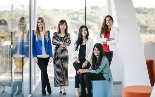 ESADE Business School is ranked first in Europe for professional women