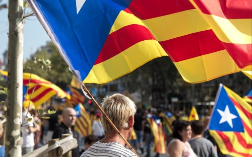 MBA students are divided over the Catalan independence decision
