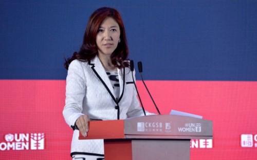 ©ckgsb.edu.cn - Wei Sun Christianson, Morgan Stanley China CEO, at CKGSB's latest forum