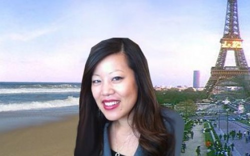 MBA student Peggy Chung is hopeful HEC Paris can open doors to the European job market