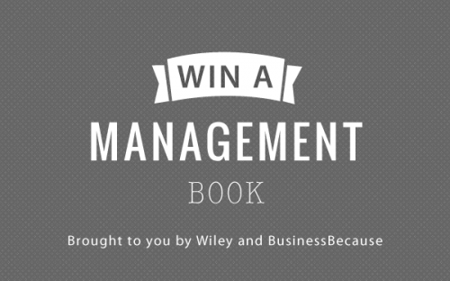 Enter our competition to win a hot new management book!