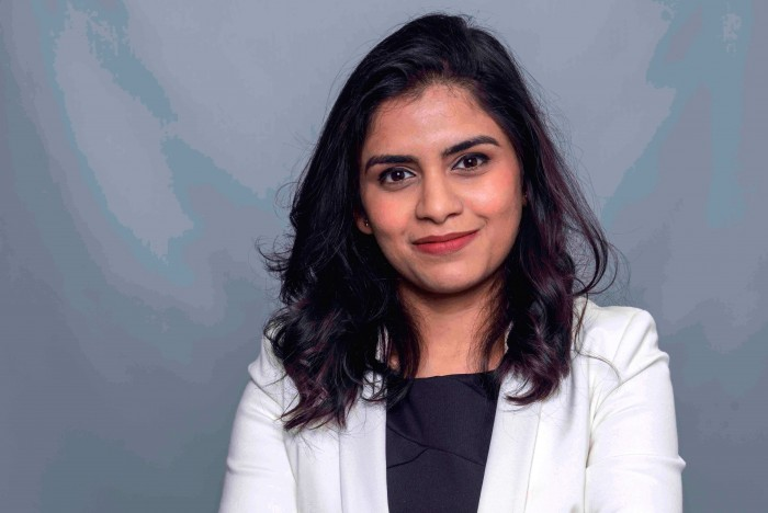 Khushboo Gakhar graduated with an MBA from CEIBS in 2016