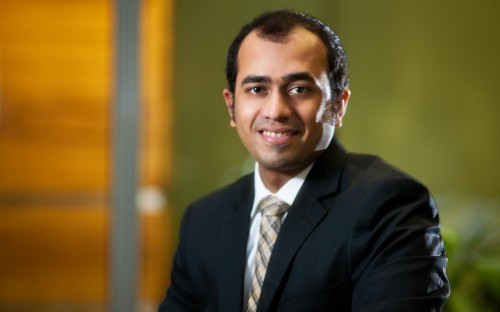 Prasad graduated with an MBA from Aston Business School in 2011