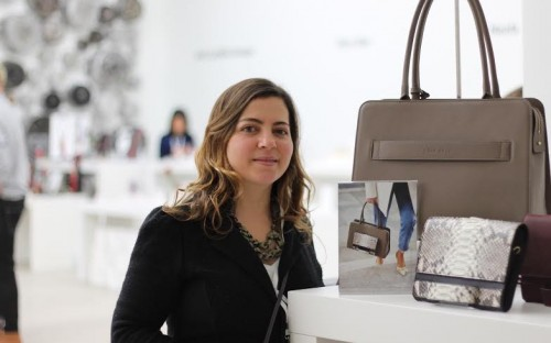 LBS EMBA grad Esin Akan started up her own eponymous luxury handbag label