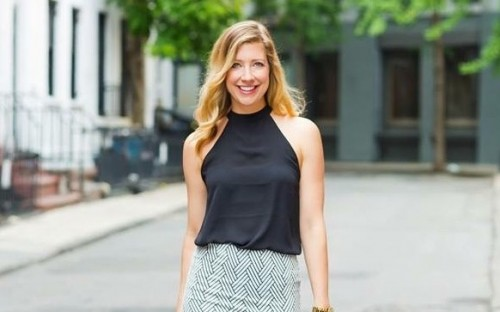 Alison Seibert, founder of The James Collective, pursued an MBA to establish her own company