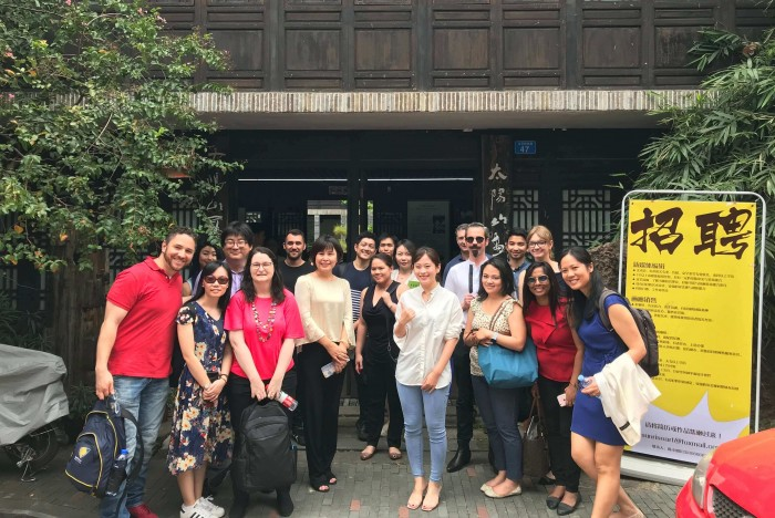 AGSM MBAs get to experience business in China