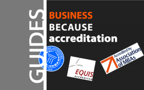 So many different accreditation certificates