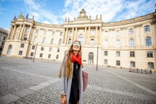 MBA in Germany: The vast majority of internationals studying in Germany want to stay there after graduation ©RossHelen