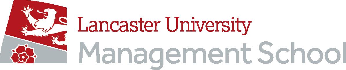 Banner of Lancaster University Management School