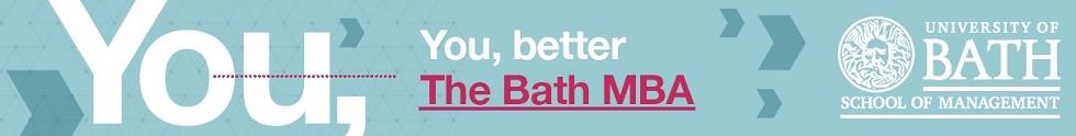 Banner of University of Bath School of Management