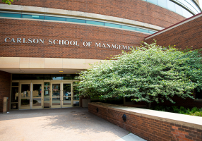 Logo of University of Minnesota: Carlson School of Management