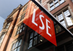 Logo of The London School of Economics and Political Science (LSE)