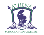 Logo of Athena School of Management