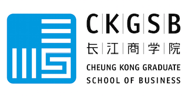 Logo of Cheung Kong Graduate School of Business (CKGSB)